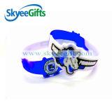 Kundenspezifischer Firmenzeichen-Silikon-GummiWristband