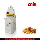 Cnix (30 PCS) halbautomatischer Teig-Teiler, der Maschine FC-3-30 herstellend aufrundet