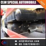 8X4 Genlyon 45mt 대량 시멘트 유조 트럭 부피 시멘트 운반대 탱크