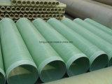 Tubo de la arena de FRP o de GRP con la junta de tope o la espita y la junta de Bell