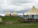 De aangepaste Tenten van de Familie van de Tent Glamping voor het Kamperen