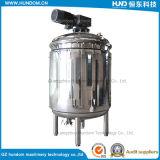 Recipiente de reação de pressão química de aço inoxidável de alta qualidade