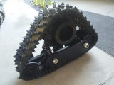 Het rubber Kruippakje van het Spoor voor wzpt-255