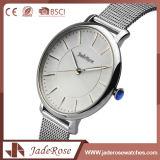 Reloj resistente del cuarzo de agua de señora Alloy Case