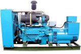 тепловозный генератор 438kVA с двигателем человека