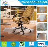 Couvre-tapis matériel d'étage de présidence de bureau de PVC pour la vente