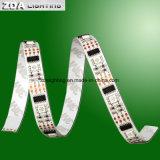 24volt 96LEDs/M SMD5050는 백색 6000k LED 가벼운 리본을 냉각한다