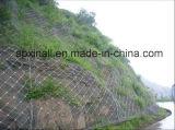 工場熱い浸されたワイヤー網のSns Rockfallの障壁300X300mm