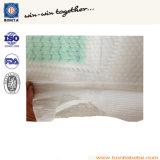 Serviette hygiénique extérieure sèche absorbante élevée d'Anti-Fuite