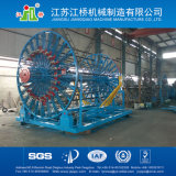 Tubo de drenaje de acero Cage Roll máquina de soldadura de hormigón