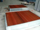 Kupferner Aluminiumflosse-Ring für Klimaanlage