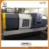 Máquina de torneado Ck6150 del torno del CNC con Ce