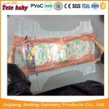 Tecido descartável do bebê da flauta feliz respirável com projeto novo