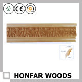 Decorazione che intaglia parte superiore di legno che modella per la casa/hotel