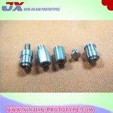 Подгонянные точностью подвергая механической обработке части Lathe CNC винта/частей металла поворачивая