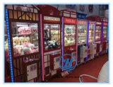 Máquina de la grúa de la garra del juguete de la venta del empujador de la moneda (ZJ-CG03)
