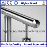 Monture de balustrade d'acier inoxydable avec le dessus plat