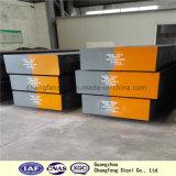 Aço plástico do molde para a modelação por injeção (Hssd 2738/P20 modificado)