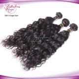 cheveu malaisien de Remy d'onde normale de cheveux humains de Remy de la pente 8A