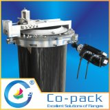 Dampfkessel-natürlicher Erdgasleitung-Flansch-gegenübergestellte Maschine
