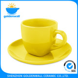 180ml/5 '' * 4set Colorful Porcelain Coffee Cup