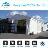 1000 de Grote Tent van het Pakhuis van de Deur van de Garage Sqm voor Tijdelijke Opslag