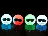 Nightlight colorido de la expresión LED para la decoración