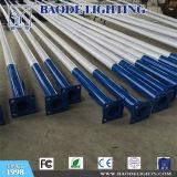 Q235 iluminação redonda/Polygonal pólo da rua do aço 6/8/11m (BDP-LD1s0)