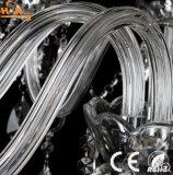 75W cristal de iluminación de la lámpara de cristal para el hotel