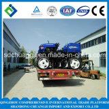中国製農業のトラクターは農場の使用のためのスプレーヤーを取付けた