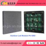 Afficheur LED fixe polychrome extérieur de P6 SMD pour annoncer l'écran