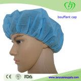 Fornitori a gettare della protezione della clip Bouffant non tessuta dell'infermiera