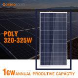 Panneau solaire de Morego d'énergie verte 36V 320W-325W avec le prix le meilleur marché
