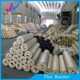 Материал PVC прокатал крен знамени гибкого трубопровода Frontlit (380GSM)