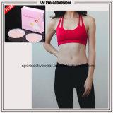 Kundenspezifischer Polyesterspandex-spätester Entwurfs-reizvoller Sport-Frauen-Yoga-Büstenhalter