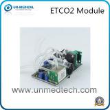 忍耐強いモニタのための内部Sidestream Etco2モジュール