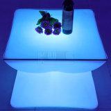 Table à café blanche Frost Table à thé pour usage domestique