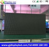 Visualización de LED al aire libre del alquiler de P5.95 500X1000 milímetro