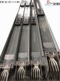Fábrica de aluminio de Busway Busduct de la barra de distribución de la fuente de alimentación de 4 postes