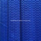 Telar jacquar grande azul de la onda para Casualwear (HD1423427)