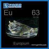 Металл Europium элемента редкой земли