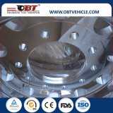 Obtは販売のためのトラックのトレーラー24.5アルミニウム車輪を進めた