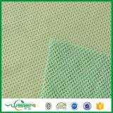 3-1 tessuto di maglia di FDY, maglia del tessuto del Knit del poliestere/rete per gli indumenti/rivestimento