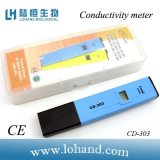 Pluma-Tipo contador de la conductividad (CD-303) de Digitaces