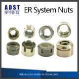 Er вспомогательное оборудование механических инструментов Nuts высокого качества Nuts для машины CNC