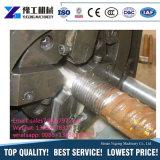 Ribbed 강철봉 똑바른 나사의 회전 가공의 건축을%s 강철봉 스레드 회전 기계