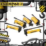 Bombas de mão de aço hidráulicas de Ultima da série de Enerpac P