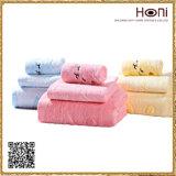 De Handdoek van het Beeldverhaal van jonge geitjes, de Reeksen van de Handdoek, de Katoenen van 100% Reeksen van de Handdoek