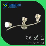 Bronce antiguo, luz del punto de SMD LED, Metal+PC
