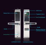 Blocage de porte européen de combinaison d'empreinte digitale d'acier inoxydable de Realand F1
